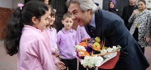 """Beyoğlu Belediye Başkanı Demircan:""""Eğitimin kalitesini yükseltmenin gayreti içerisindeyiz"""""""