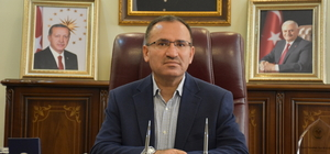 Başbakan Yardımcısı Bozdağ, Adıyaman'da