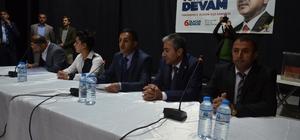 AK Parti Yüksekova 6. Olağan Kongresi