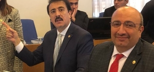"""Milletvekili Aydemir: """"Seçilmişiz diye polise hakaret etmek haddi aşmaktır"""""""