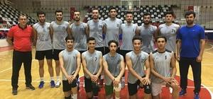 Malatya Büyükşehir Belediyespor Voleybol Takımı 3-0 mağlup oldu