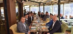 Başkan Çerçi Yunusemre'nin yeni projelerini anlattı