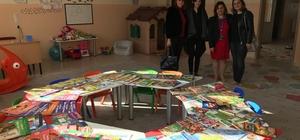 TED Malatya Koleji öğrencileri ve velilerinden sosyal sorumluluk projesi