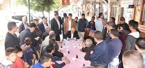 Vali Demirtaş, Adana-Karataş duble yol çalışmasını inceledi