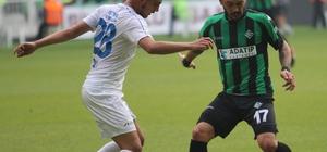 TFF 2. Lig Beyaz Grup: Sakaryaspor: 3 - Fethiyespor: 1