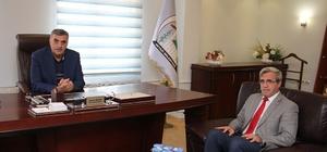 Başkan Toçoğlu, Akyazı'da ziyaretlerde bulundu