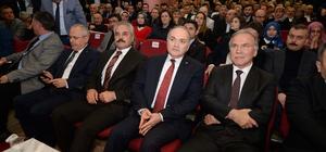Bakan Özlü, AK Parti ilçe kongresine katıldı