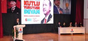 AK Parti Tokat Merkez İlçe Başkanı Ahmet Öztürk oldu