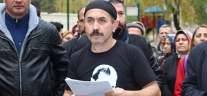 Şirintepeliler, Büyükşehir Belediyesinin ilgisizliğine isyan etti