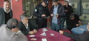 Kahramanmaraş'ta yasa dışı 'bahis-2' huzur operasyonu