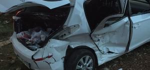 Aydın'da trafik kazası: 2'si ağır 9 yaralı