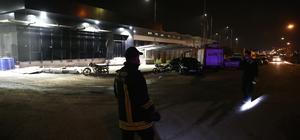 GÜNCELLEME - Gaziantep'te fabrika yangını