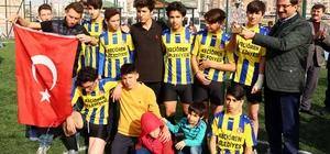 Mahalleler Arası Futbol Turnuvası final maçıyla sona erdi