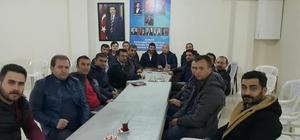 Ak Parti Yıldıztepe Mahalle Başkanlığı toplantısı