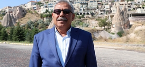 Tarihi Kentler Birliği tarafından 'Jüri Özel Ödülü' Uçhisar Belediyesine verildi