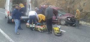 Doğu Karadeniz'de Ekim ayında meydana gelen trafik kazalarında 8 kişi hayatını kaybetti
