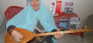 Eskişehirli şair ve ozan Durşen Mert 'şiire üstün hizmet ödülü' kazandı