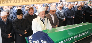 AK Parti Aksaray Milletvekili Aydoğdu'nun acı günü