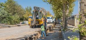 MASKİ Yakınca-Bostanbaşı Mahallesindeki içme suyu çalışmalarında sona yaklaştı