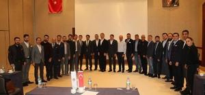 GAGİAD'ın kurucusu Bora Tezel, GİAF'a tekrar başkan