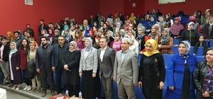 Eski Bakan Ramazanoğlu, KYK öğrencileri ile bir araya geldi