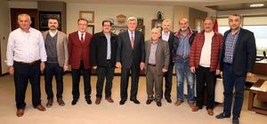 Başkan Karaosmanoğlu STK'ları ağırladı