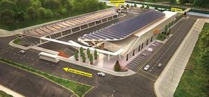 Altınordu Terminal inşaatı başladı