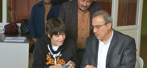 Alaşehir Belediyesinden zihinsel engelli çocuklar için sosyal proje