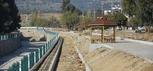 Nazilli Belediyesi mahallelere yatırıma devam ediyor