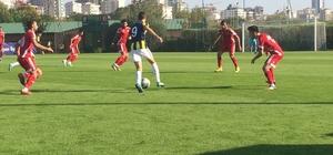 E. Yeni Malatyaspor U21 takımında kazanamama serisi üçe çıktı