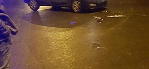 İki otomobil çarpıştı: 4 yaralı