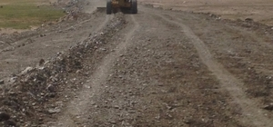 İran sınırındaki mahallelerin yolu 11 kilometre kısalıyor
