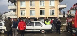 Sakarya'da doğalgaz patlaması: 2 yaralı