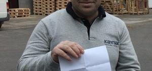 ATM'de bulduğu 3 bin lirayı bankaya teslim etti