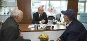 "Başkan Togar: ""İlham kaynağımız halkımız"""