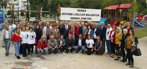 Atatürk Liselileri Derneği ilk kermesini düzenledi