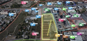 Muratpaşa Belediyesi,  Yeşilova Mahallesi imar plan değişikliğini mahkemeye taşıyor