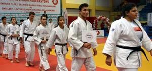 Manisalı judoculardan Türkiye derecesi