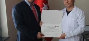 TİKA'dan Özbekistan'a sağlık eğitimi desteği