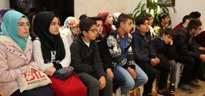 Bingöllü öğrenciler Bodrum Belediyesi'ni ziyaret etti