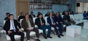Kasım ayı meclis toplantısı 2. bileşimi yapıldı