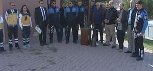 Kayseri polisinden vatandaşlara 'Soba' uyarısı