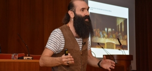 Yemek ve sanat ilişkisi Anadolu Üniversitesi'nde ele alındı