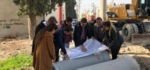 Başkan Ergün'ün söz verdiği Paşaköy'de çalışmalar başladı