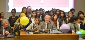 Şişli'de yaşayan çocuklar 'Çocuk Meclisi' kurdu