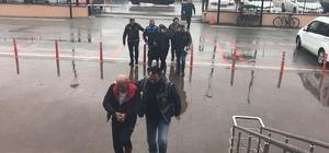Edirne'de 6 FETÖ şüphelisi yakalandı