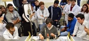 Takı sanatının tarihten günümüze yolculuğu MEÜ'de masaya yatırıldı