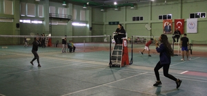 Mersin Badminton İl Birinciliği müsabakaları tamamlandı