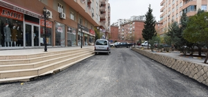 Kayyum atanan Artuklu Belediyesi asfaltsız sokak bırakmayacak
