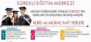 İpekyolu Belediyesinden üniversite adaylarına destek